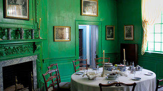 Mount Vernon Green Dining Room