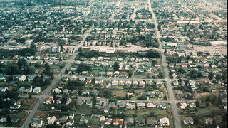 Greenwood Seattle Aerial Shot 1969