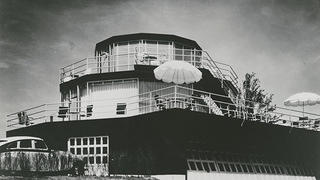 House of Tomorrow Historic Exterior