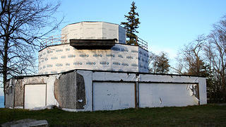 House of Tomorrow Mothballed Exterior