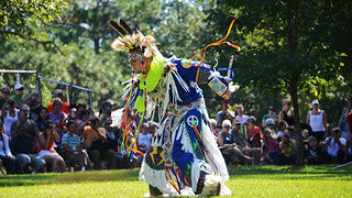 Ocmulgee's Indian Celebration