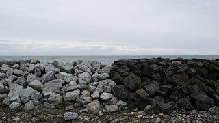 Eroding Edges U.S. Army Corps of Eningeers Built Rip Rat Sea Wall to Protect Shishmaref