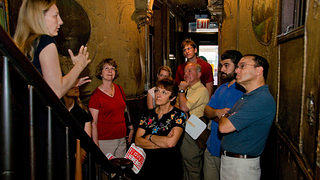 Why Do Old Places Matter Tour of the Tenement Museum at 97 Orchard Street