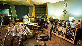 Why Do Old Places Matter Interior of Studio A on Music Row a National Treasure