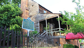 King's Tavern Natchez exterior