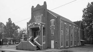 Bethel Baptist Church Exterior