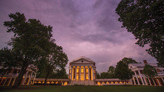 The University of Virginia Rotunda was Recently Repaired