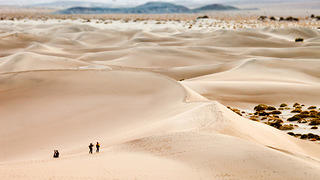 """Star Wars: A New Hope"" was partially filmed at Death Valley National Park."