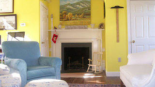 Twitchell-Gallaway House Parlor