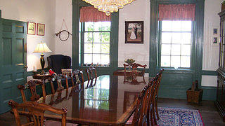 Twitchell-Gallaway House Dining Room