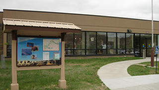 Ben Reifel Visitor Center