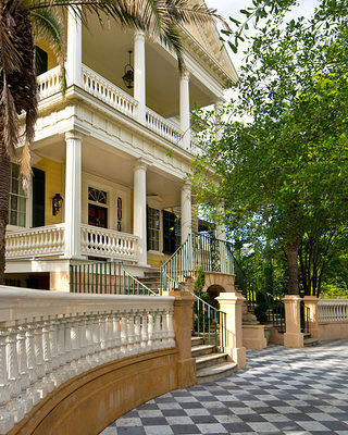 Historic Charleston Gaillard-Bennett House