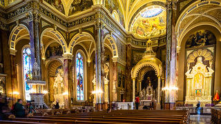 Historic Houses of Worship - Basilica of St. Josaphat, Milwaukee, WI