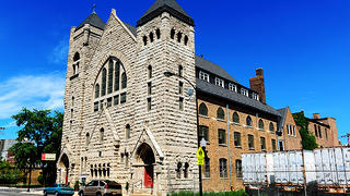 Historic Houses of Worship - Quinn Chapel African Methodist Episcopal Church, Chicago, IL