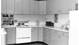Painted Desert Community Complex Apartment Kitchen