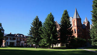 University of Montana Western campus