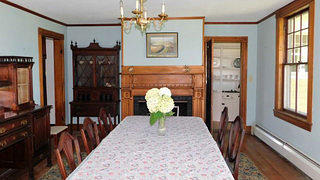 Newbury Colonial Dining Room