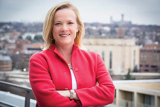 National Trust for Historic Preservation President and CEO, Stephanie Meeks