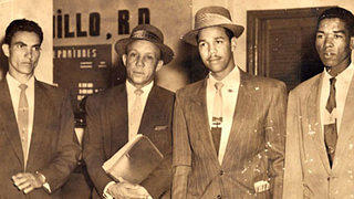 Dominican Negro League players