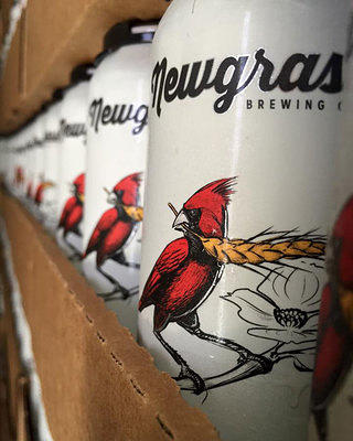 Home-made brews from the Newgrass Brewing Co