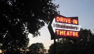 Shankweiler's Drive-In Theatre