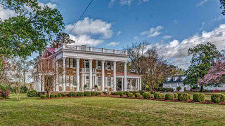 South Carolina Neoclassical exterior
