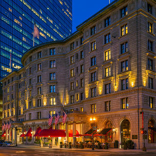 Fairmont Copley Plaza Hotel, Boston, Massachusetts