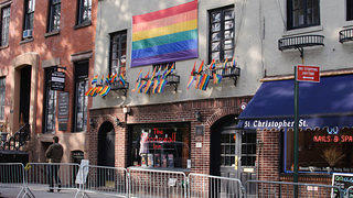 Stonewall Inn in Manhattan
