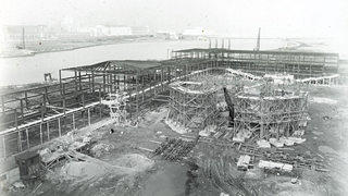 Century of Progress Construction