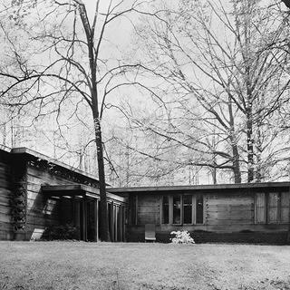 Pope-Leighey House, 1960s