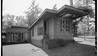 Pope-Leighey House, 1969
