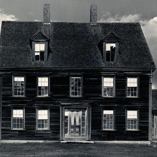 Paul Caponigro's photo of Olson House in Cushing, Maine.
