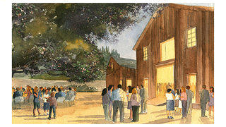 The Cooper-Molera barn complex will be used as an event center.