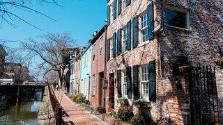 C&O Canal, Washington, D.C.