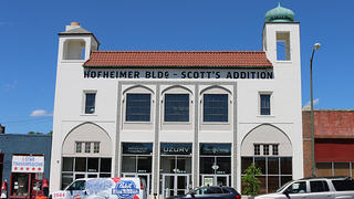 Hofheimer BUilding in Scott's Addition