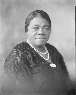 A photograph of Bethune