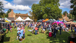 The Odessa Brewfest is the Historic Odessa Foundation's largest fundraiser.