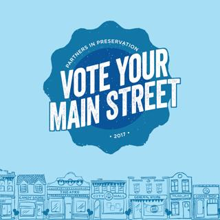 #VoteYourMainStreet