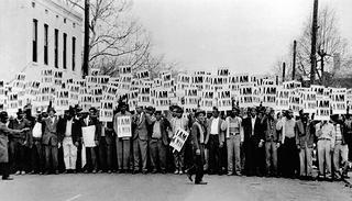 """I Am A Man"" March 1968 in Memphis Tennessee"