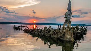 Ghost Fleet of the Potomac, Mallows Bay