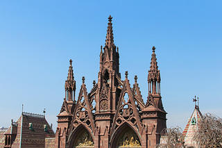 Green-Wood Cemetery Arches