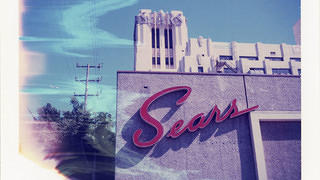 The exterior of the Sears Mail Order Building.