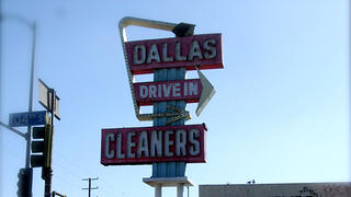 Dallas Drive-In Cleaners