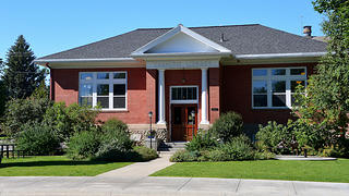Big Timber Carnegie Public Library