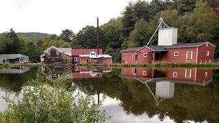 Hanford Mills Museum, East Meredith, New York