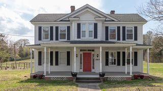 Preservation Personals A Folk Victorian Home In Historic Cecil