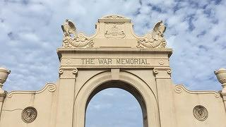 Waikiki War Memorial Natatorium Memorial Day 2018