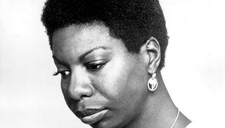 1969 publicity photo of Nina Simone