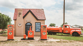 Phillips 66 in McLean, Texas