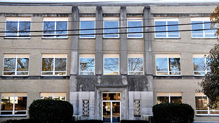 The Art Deco portion of the building is significant for its office architecture.